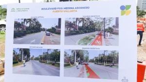 Agradece ayuntamiento al Gobernador por apoyo en obras para Vallarta