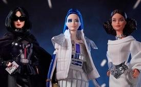 Barbie lanza su edición inspirada en Star Wars y son ¡increíbles!