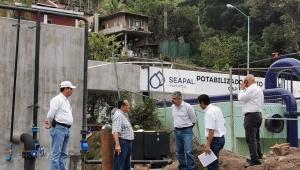 Amplía Seapal capacidad de almacenamiento y regulacion para evitar escasez de agua en zona centro y sur