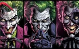 DC publica las portadas alternativas de Batman: Three Jokers