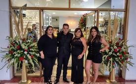 David Dávila Salón de Belleza festeja en grande su 3er Aniversario