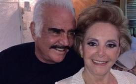 Doña Cuquita desesperada por la calidad de vida de Vicente Fernández