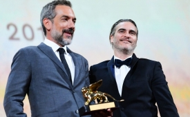 """'Joker' ganó el """"León de Oro"""", el máximo premio en el Festival del Cine de Venecia"""