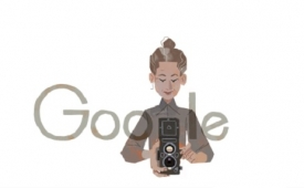 Homenajea Google a la primer fotógrafa mexicana, Lola Álvarez Bravo