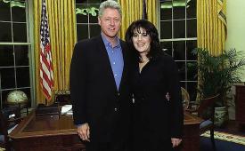Así fue la relación entre Monica Lewinsky y Bill Clinton: regresa el escándalo