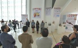 Inauguran en el aeropuerto de Guadalajara exposición de destilados y bebidas representativas de Jalisco