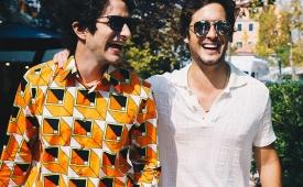 Diego Boneta y Darío Yazbek, los mexicanos que están brillando en Venecia