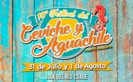 Saborea los platillos más representativos de la región en el 10° Festival del Ceviche y Aguachile Puerto Vallarta
