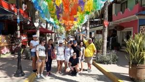 Agentes de viajes de Colombia conocen la oferta turística de Riviera Nayarit