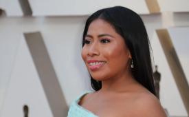 Yalitza Aparicio, nominada al Óscar por Roma, es invitada a formar parte de la Academia de Hollywood
