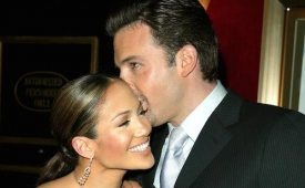 Ben Affleck y Jennifer Lopez fueron captados tras la ruptura de Alex Rodriguez