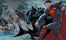 DC Comics presentó a Injustice: Year Zero, la nueva precuela escrita por Tom Taylor