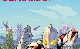Primer vistazo al cómic de Ultraman realizado por Marvel